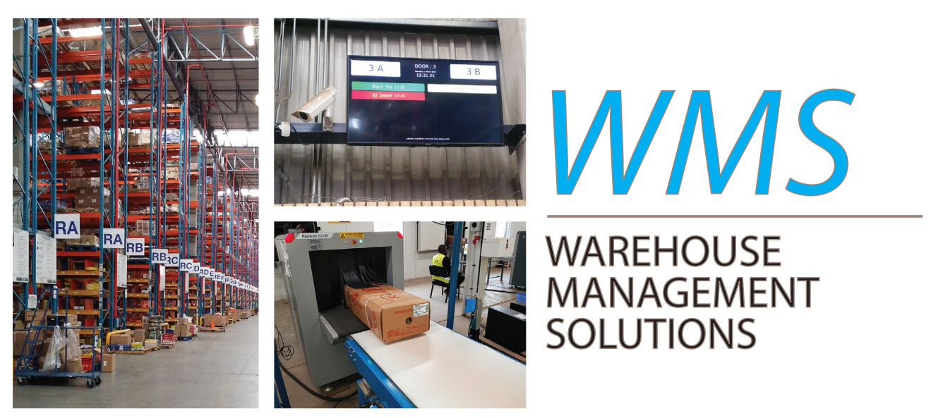 Require Stocktaking Software or a WMS(Warehouse Management System