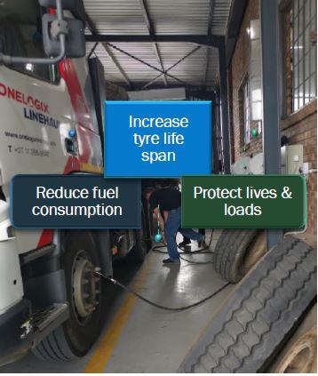 Tyre Rectifier - Multi Weigh