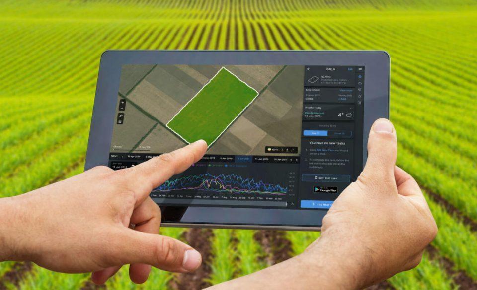 Managing farm though technology - Farm Management Software - Multi-Weigh